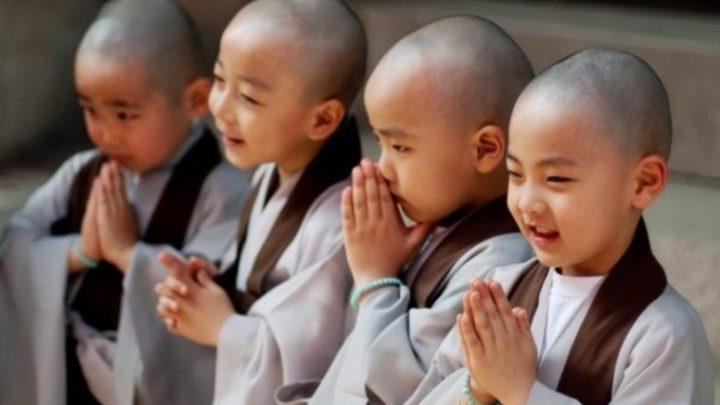 Воспитание ребёнка по правилам Тебетских Монахов