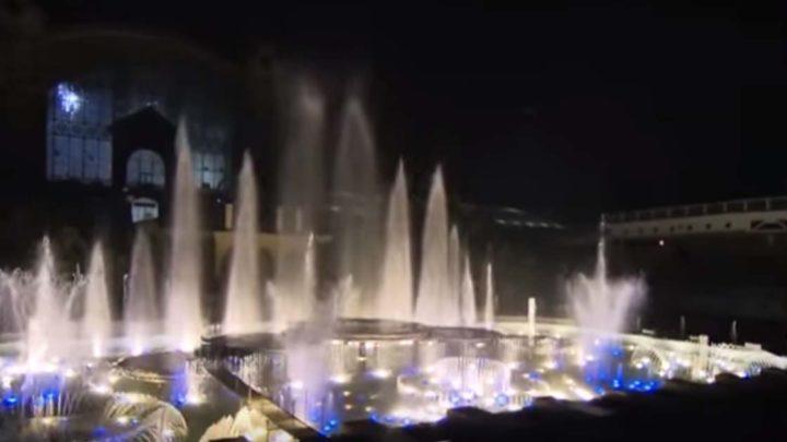 Топ-5 самых красивых фонтанов на планете