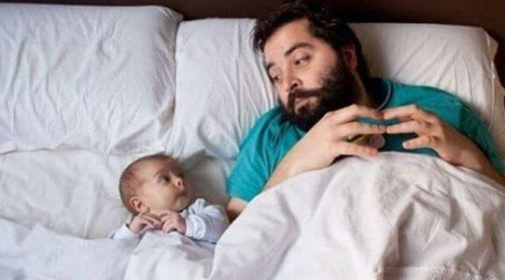 27 фото о том, почему мужчины тоже бывают папами, а не просто самцами