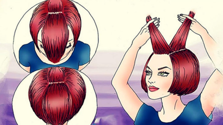 17 хитростях укладки волос