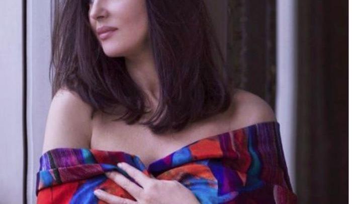 Моника Беллучи о себе и секретах своей красоты.