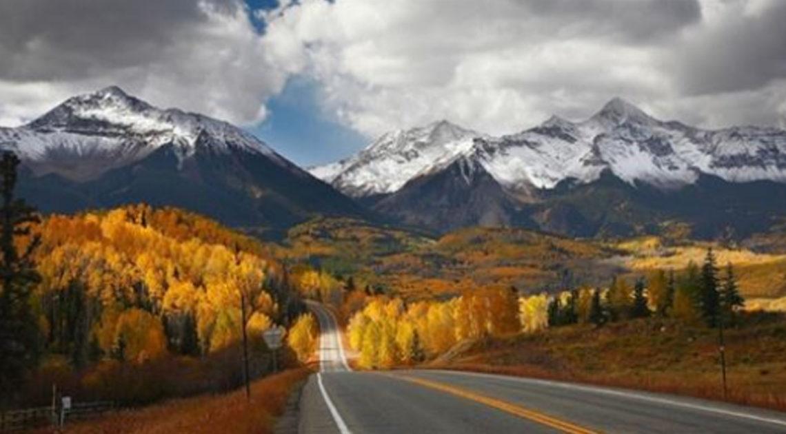 Самые красивые осенние пейзажи со всего мира.