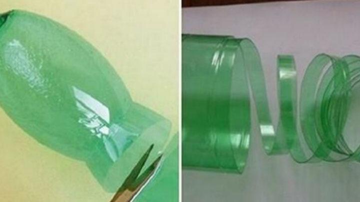 Практичные вещи для дома из пластиковых бутылок