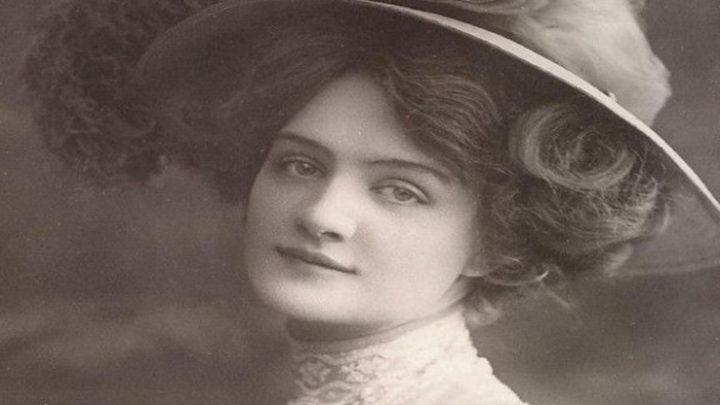100-летние снимки самых красивых женщин начала ХХ века