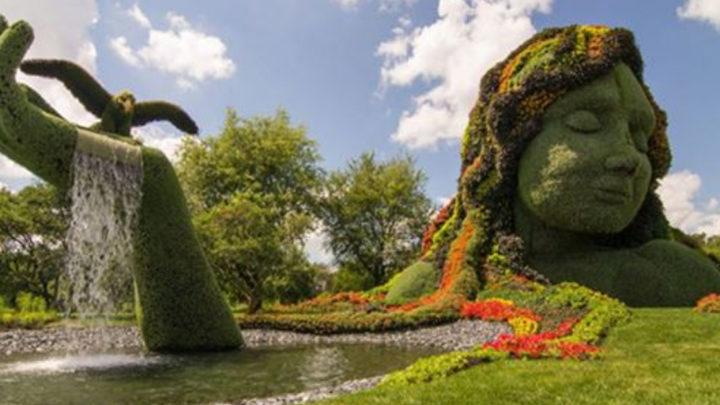 Самые красивые фонтаны мира (11 фото)