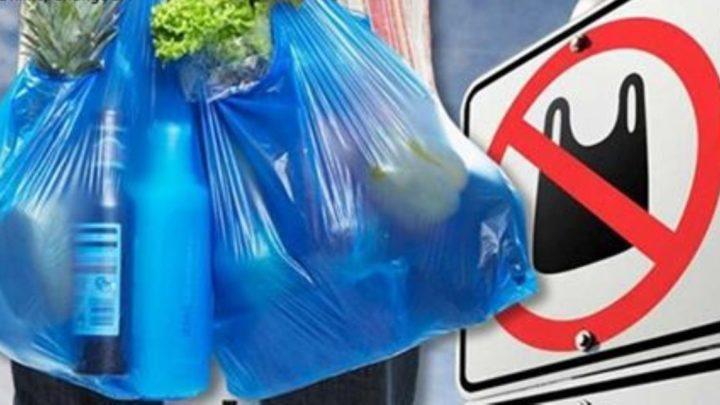В Грузию запретили ввозить пластиковые пакеты. В магазинах их тоже не будет