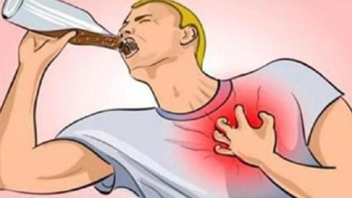 Кока-кола — самый вредный напиток в мире