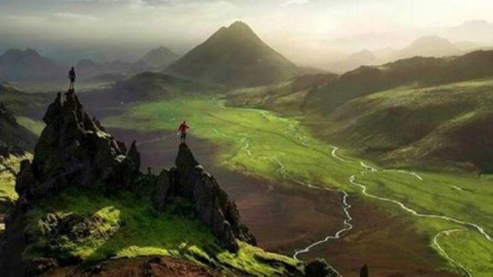 25 фото Исландии, которые заставляют засомневаться наша ли это планета