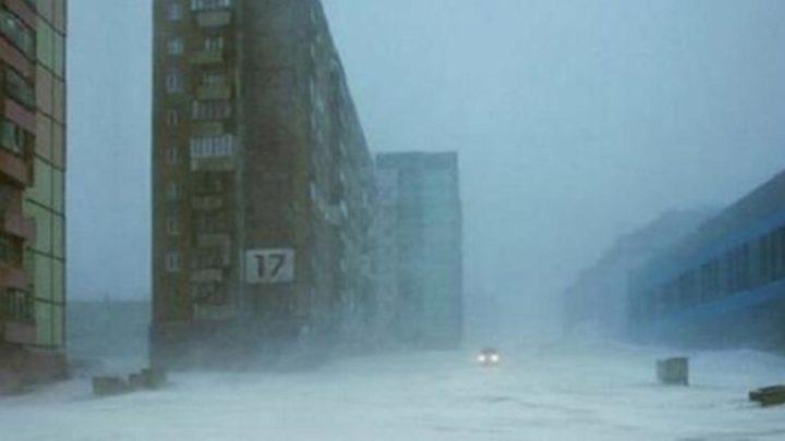 60 фактов про Норильск: Дед Мороз здесь замерз, но люди живут